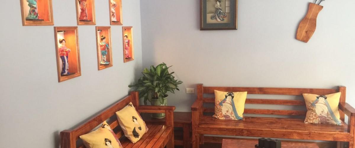 OD Wellness Massage Lounge Area