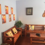OD Wellness Massage Lounge Area
